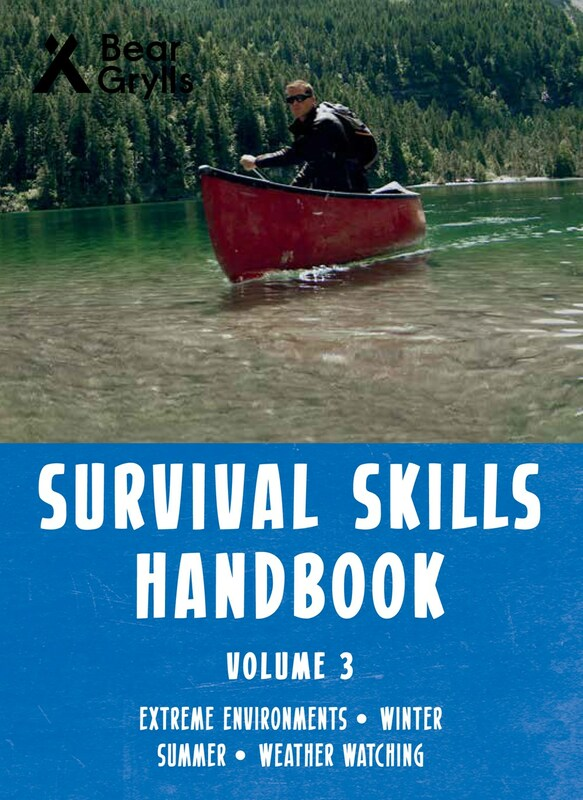 Survival Skills Handbook Vol 3 book cover