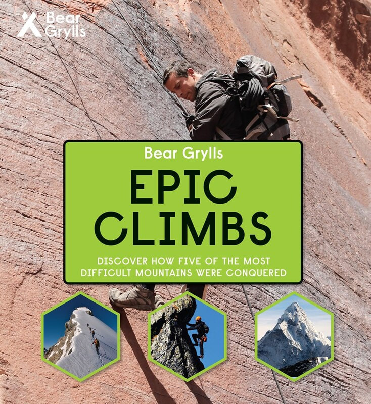 Epic Climbs book cover