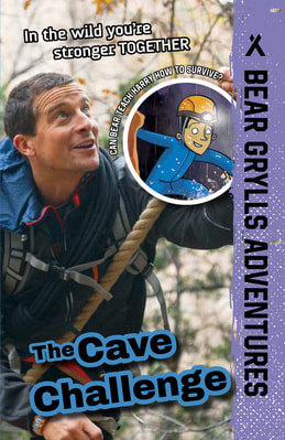 The Cave Challenge book cover