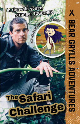 The Safari Challenge book cover