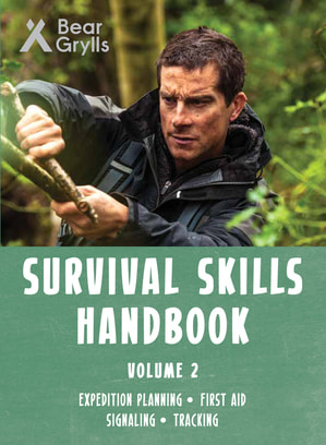 Survival Skills Handbook Vol 2 book cover