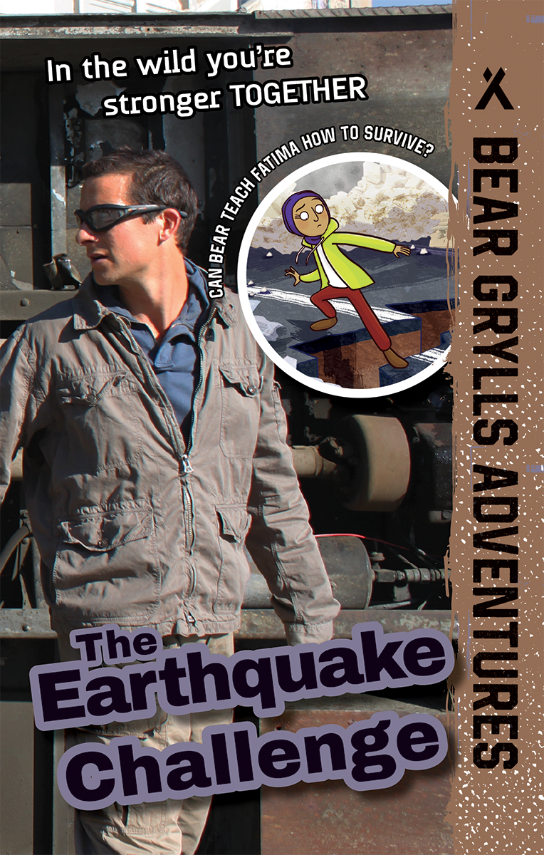 The Earthquake Challenge book cover