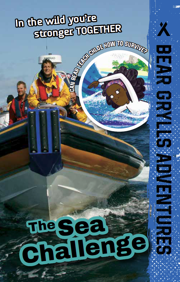 The Sea Challenge book cover