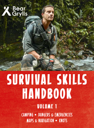 Survival Skills Handbook Vol 1 book cover